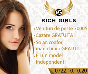 Studioul Rich Girls